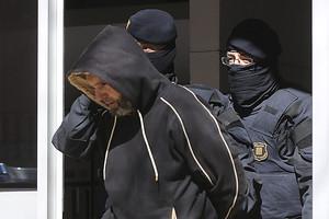 El cabecilla de la célula yihadista desarticulada en Sabadell, el pasado 8 de abril.