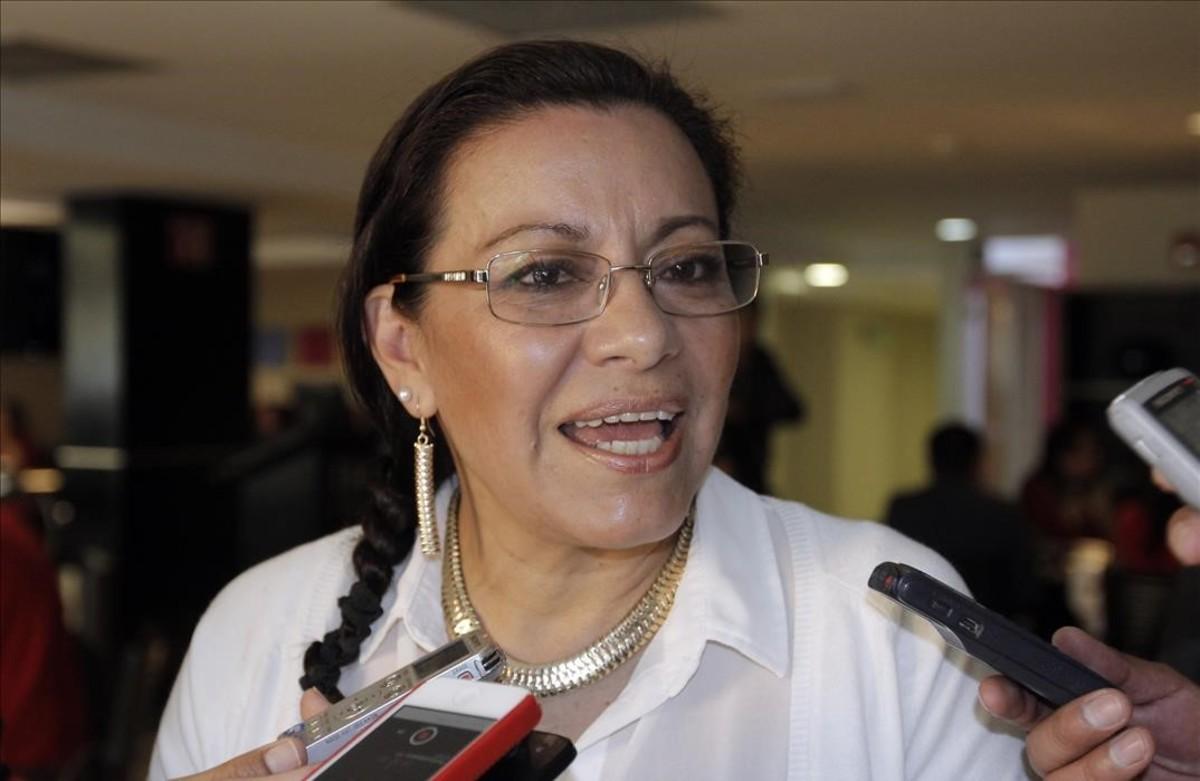 La candidata a diputada local por el Partido Verde Ecologista de Mexico, Juana Irais Maldonado, asesinada este fin de semana.