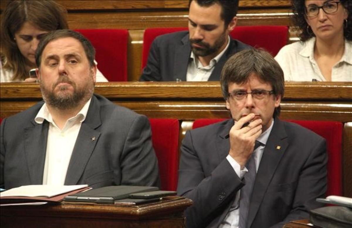 Catalunya cae al tercer puesto como autonomía que más aporta al Estado