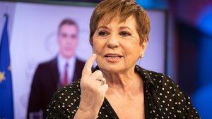 """Celia Villalobos da su opinión sobre los políticos: """"Iglesias se cree Dios y a Sánchez le importa su culo"""""""