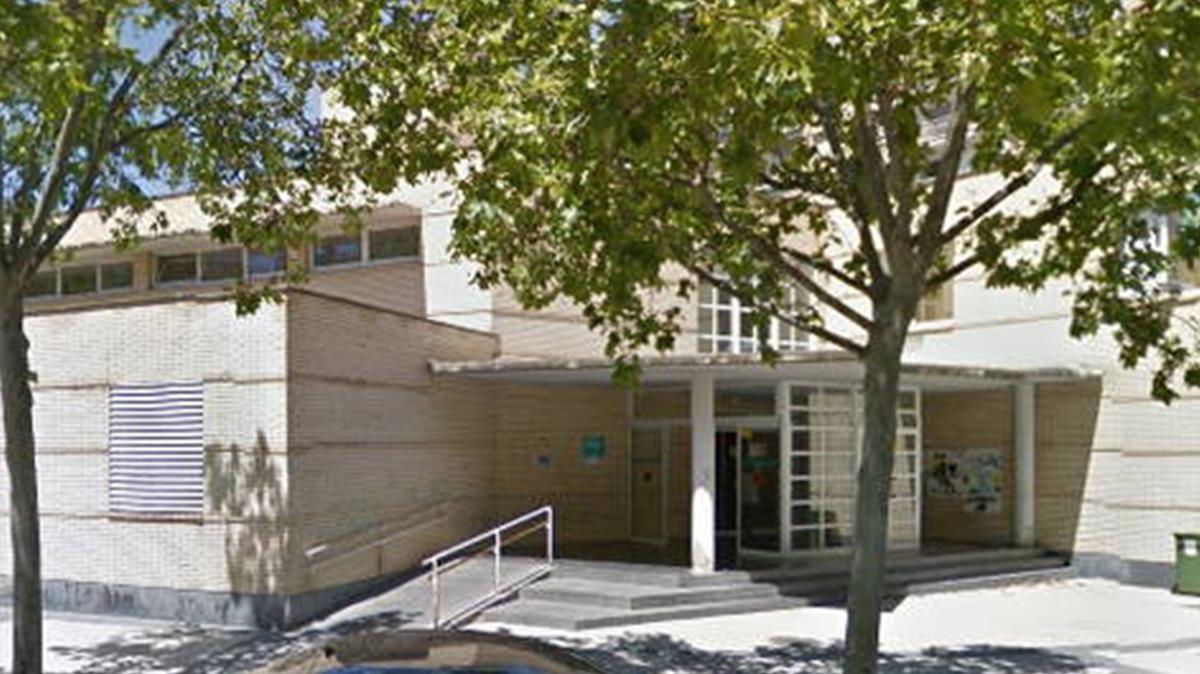 El centro de salud Universitas, donde trabaja la doctora que fue amenazada.