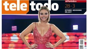 Chenoa, en la portada de 'Teletodo'.