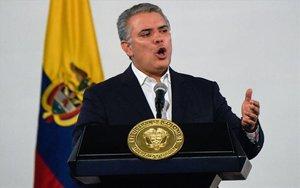 El cap de les FARC demana a Duque salvar Colòmbia del «precipici»