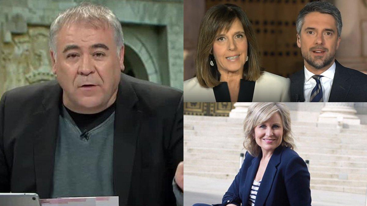 TVE, laSexta y Telemadrid se vuelcan con los actos del 40º aniversario de la Constitución