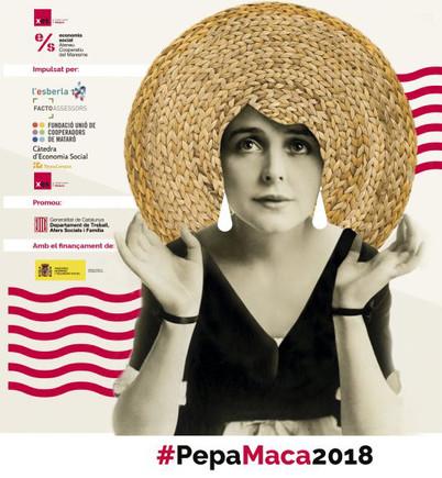 Convocatoria de la Ayuda Pepa Maca 2018.