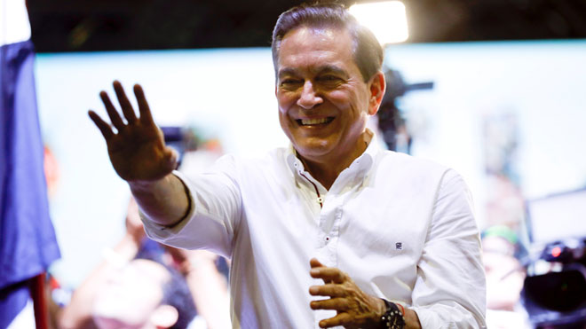Cortizo gana las elecciones presidenciales en Panamá.