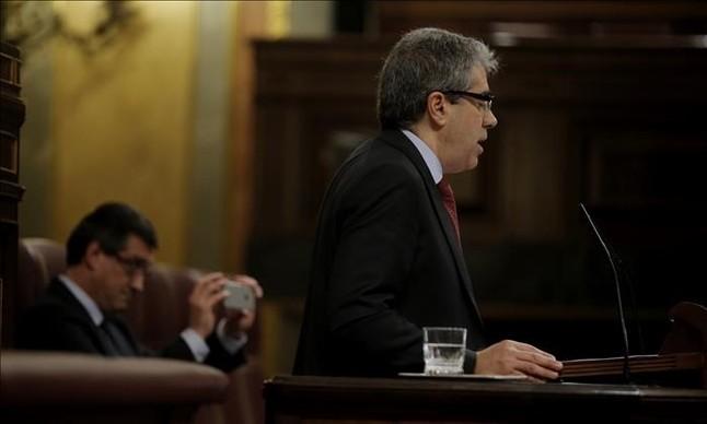 """Homs reclama al PSOE más diálogo """"a partir del lunes"""""""