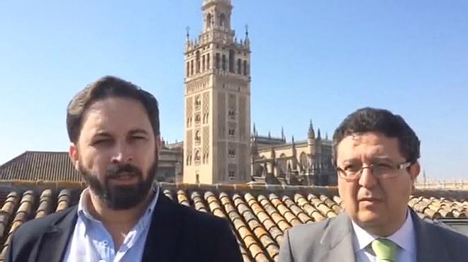 Declaración de Vox sobre expropiación de la Giralda propuesta por Podemos.