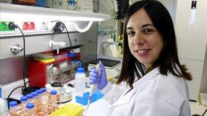 La doctora jefa del estudio sobre el gen del ictus, Marina Mola-Caminal.