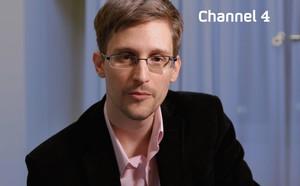 Edward Snowden, el desembre passat, durant una entrevista amb el Canal 4 britànic.