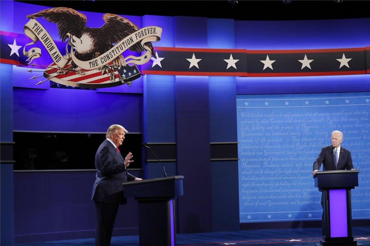 Trump-Biden: Un segon debat més cívic | Vídeo