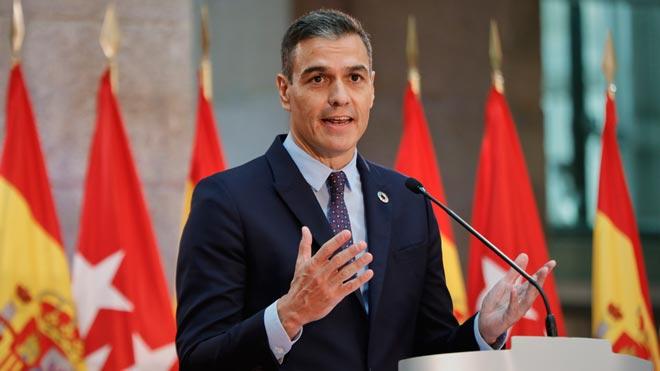 Enfrentamiento en el pleno del Congreso marcado por la ausencia de Pedro Sánchez.