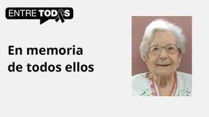 """Viviste mucho y tuviste un hogar feliz. Descansa en paz, mamá"""