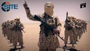Entrenamiento del grupo denominado Estado Islámico en Yemen.