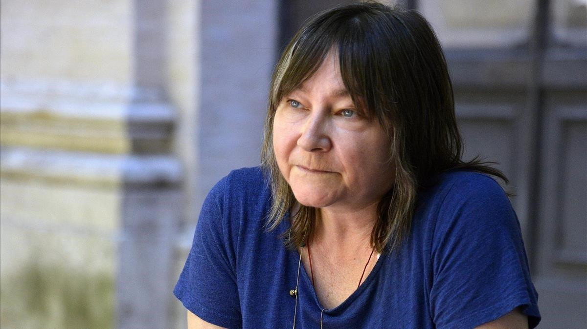 La escritora escocesa Ali Smith
