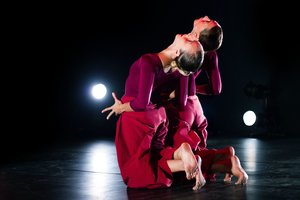 Espectáculo de danza incluido en la programación del ciclo Barcelona Districte Cultural.