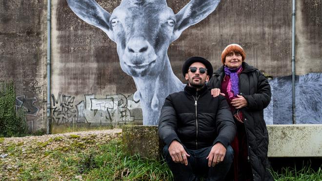 'Caras y lugares': arte que mira a los invisibles