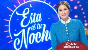 Eva Ruiz, presentadora de 'Esta es tu noche', el nuevo programa de Canal Sur.