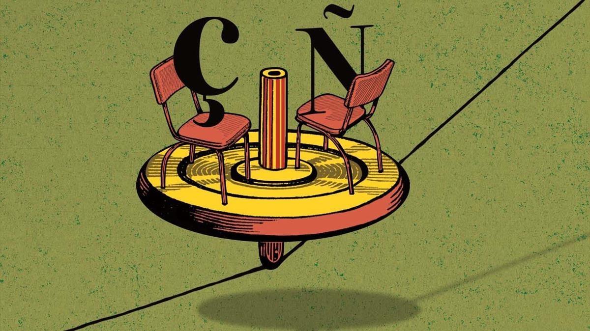 El pacte lingüístic s'aguanta per un fil