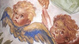 Els nens d'Obiols, restaurats a Sarrià