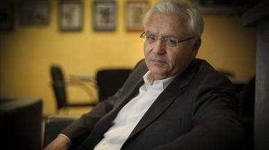"""Ferran Mascarell: """"La independencia de Catalunya es buena para el Estado"""""""