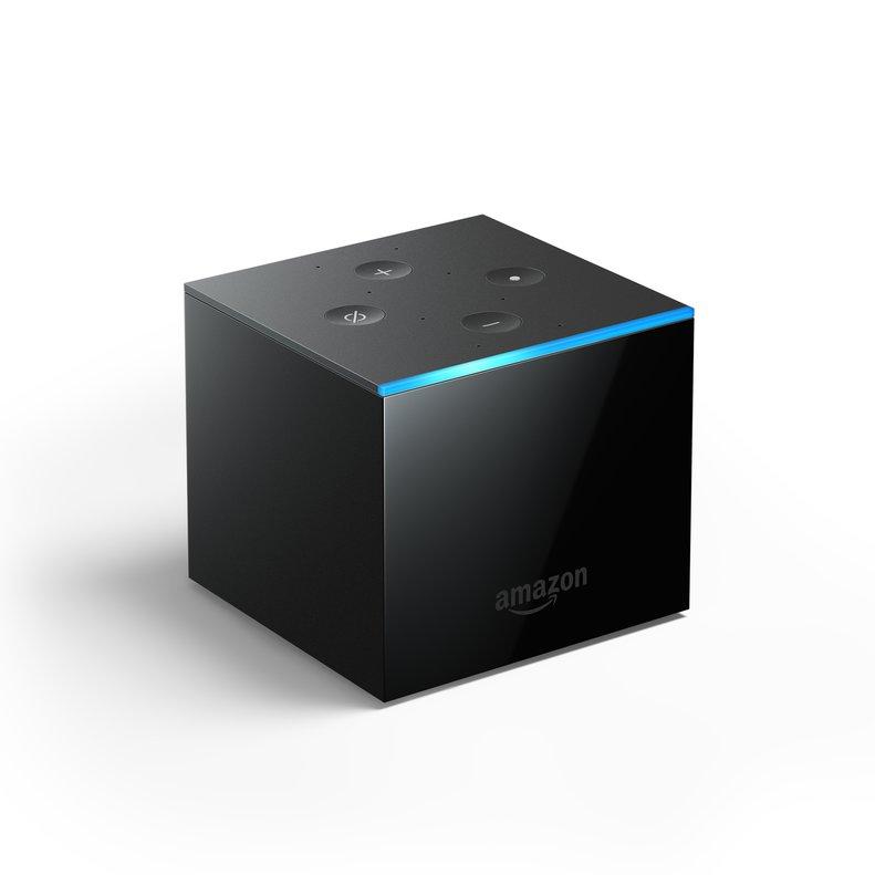 Nuevo en nuestro mercado: Fire TV Cube, de Amazon.