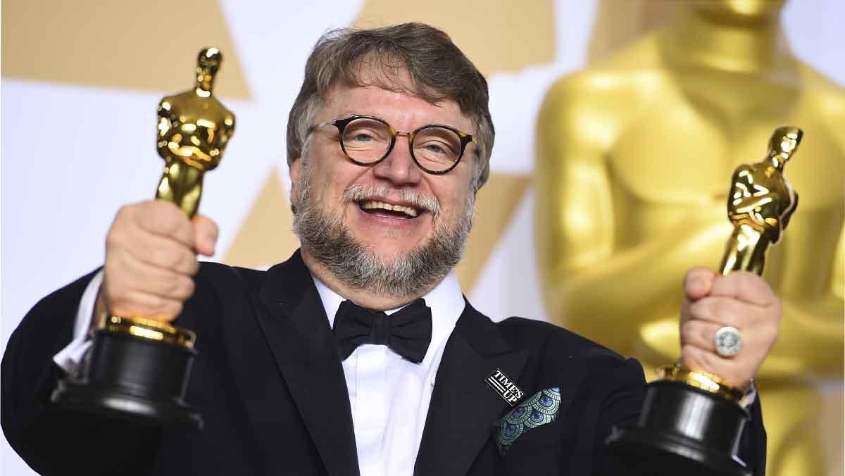 Guillermo del Toro és el tercer director mexicà que guanya lestatueta.