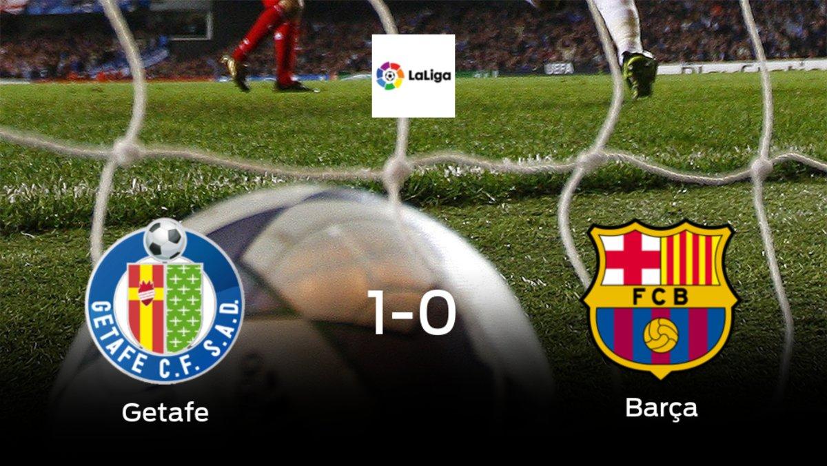 Getafe sahasında Barcelona'yı mağlup etti - Son Dakika Spor  |Getafe- Barcelona