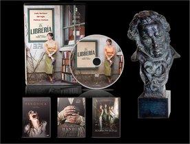 Carátulas de los cuatro primeros títulos que integran esta colección.