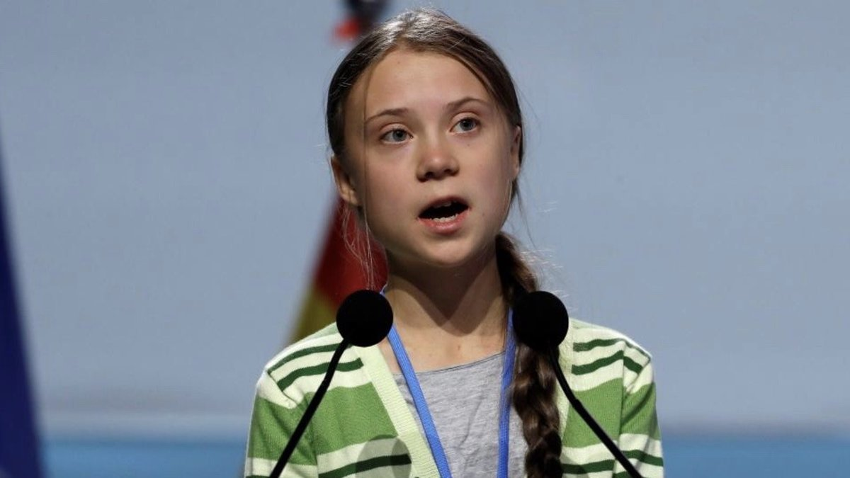 La BBC prepara una serie sobre Greta Thunberg y su lucha contra el cambio climático