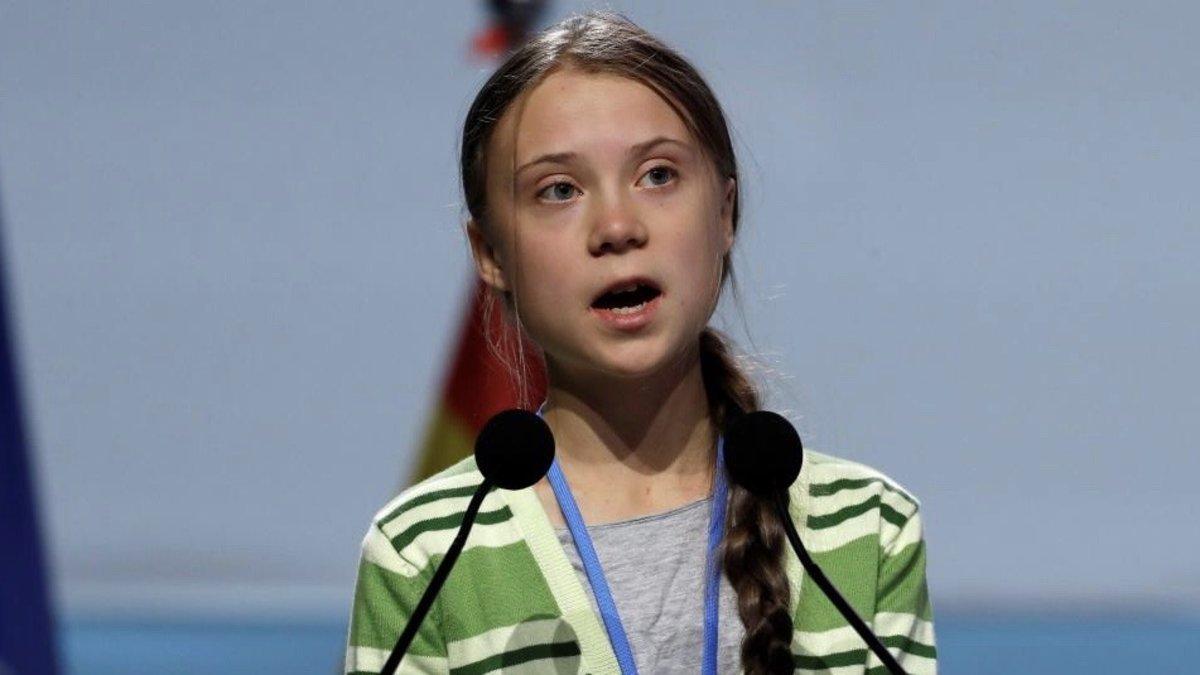 Harán documental sobre Greta Thunberg