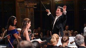 Gustavo Dudamel & Orfeó Català i Cor de Cambra, en el Palau de la Música