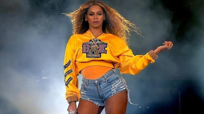 'Homecoming', la película sobre el paso de Beyoncé por el festival de Coachella, en Netflix.