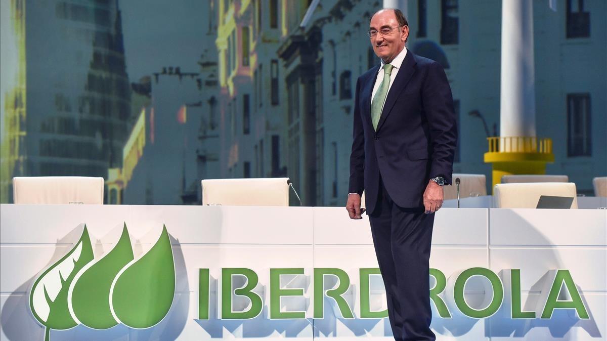 Iberdrola batirá este año récord de resultados y dividendos