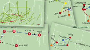 Las claves tácticas de la primera Liga de Valverde: una hormiga camaleónica