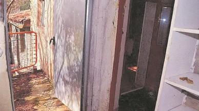 Los terroristas okuparon otra casa en Gombrèn (Girona)