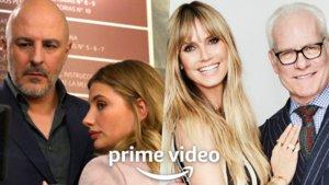 Imagen de los protagonistas de 'Caronte' y 'Making the cut', los estrenos más destacados de Amazon Prime Video en marzo.