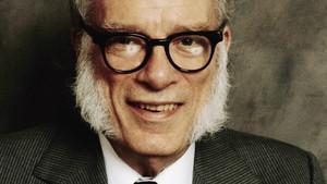 Isaac Asimov, autor de la trilogíaFundación.