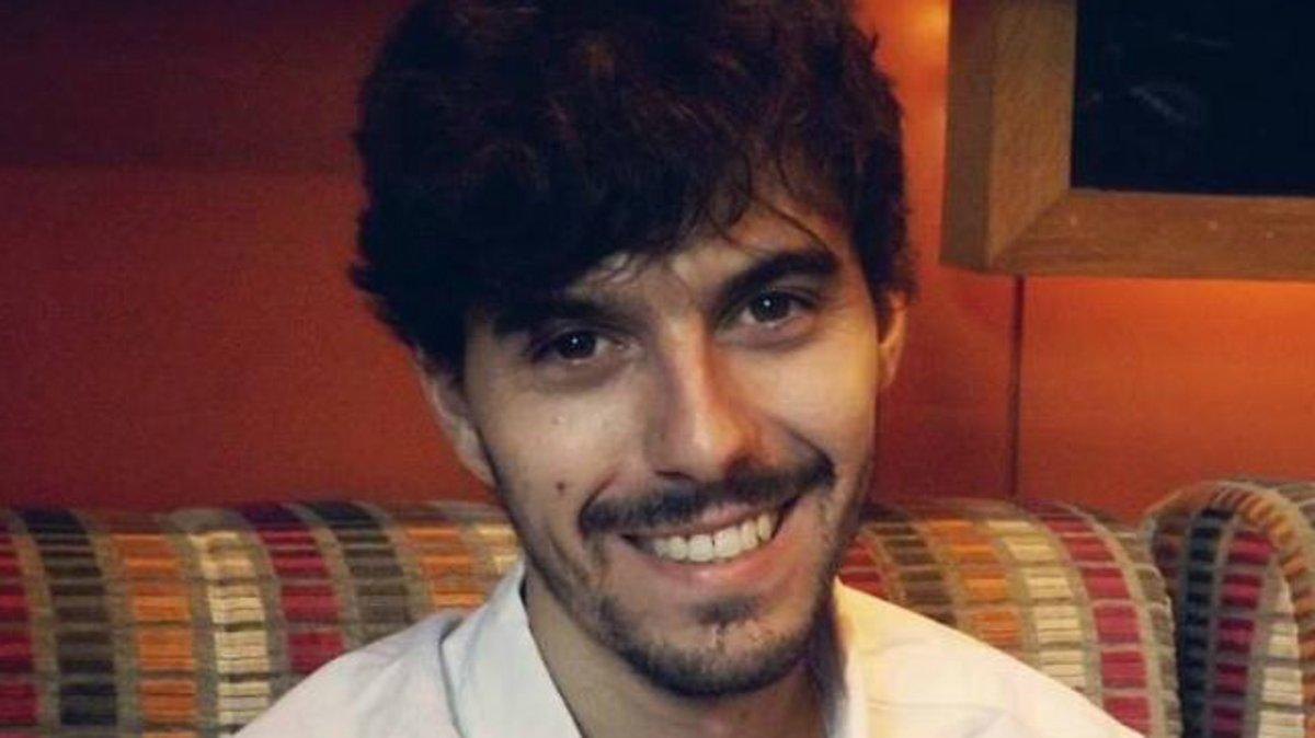Javier Padilla Moreno-Torres, premio Comillas 2019 por 'A finales de enero'