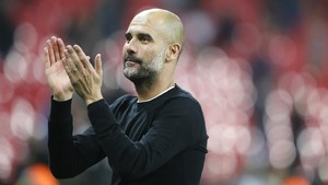 L'emotiu 'speech' de Guardiola als campions