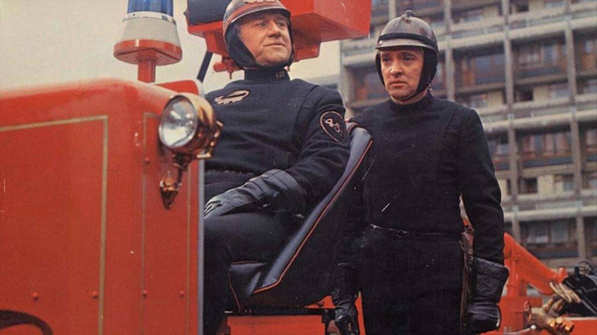 Un fotograma del clásico de Truffaut.