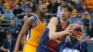 El Barça agafa aire contra el Khimki de Bartzokas