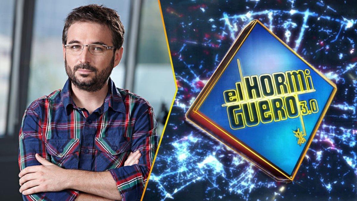 Jordi Évole, el próximo invitado que se divertirá en El hormiguero.