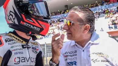 Aspar le vende sus dos plazas de MotoGP a un empresario malayo