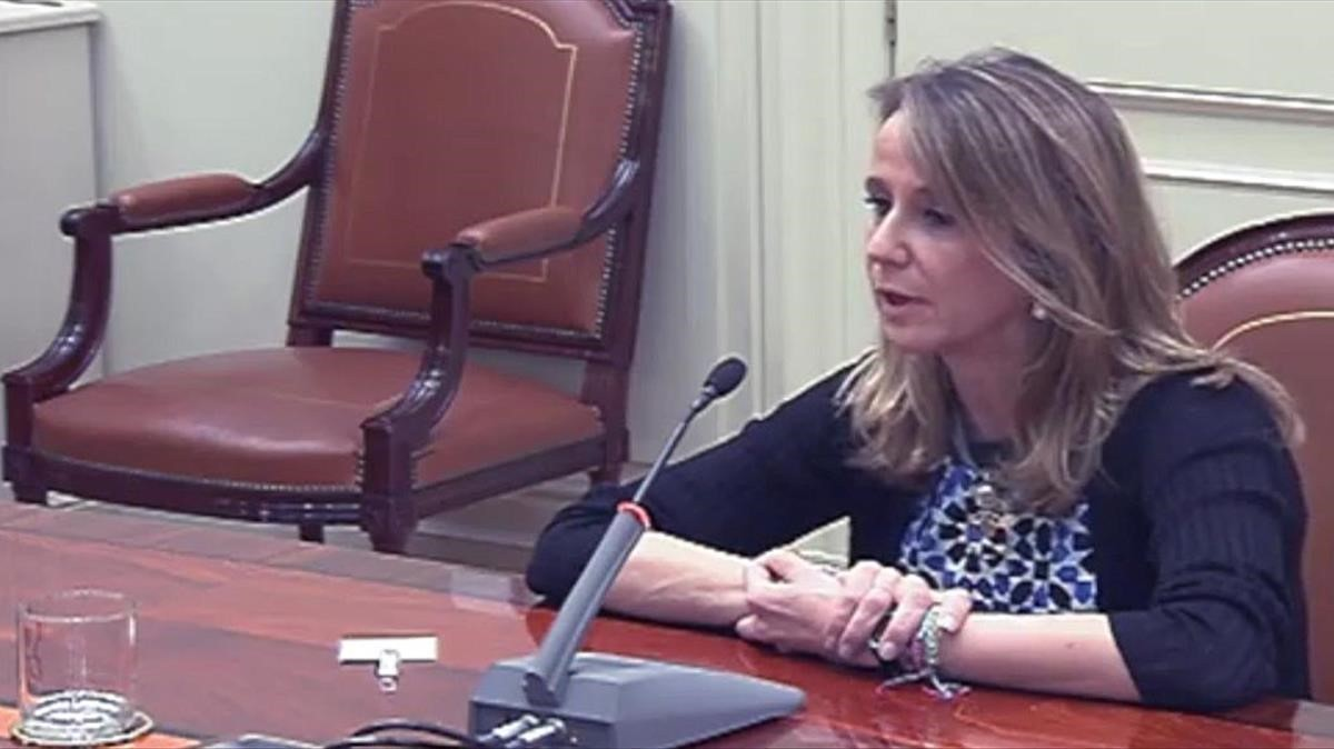 La jueza de la Audiencia Nacional Carmen Lamela.