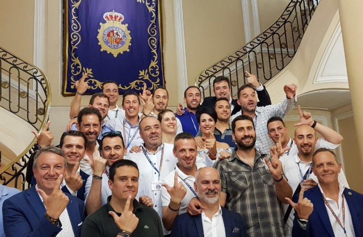 Jupol es converteix en el sindicat majoritari de la Policia Nacional