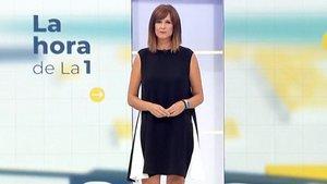 Així ha sigut el debut de Mónica López a 'La hora de La 1': «Aquesta és la televisió de tots»