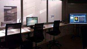 Laboratorio UXLab de Barcelona Activa.
