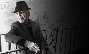 Leonard Cohen, en una imagen promocional de You want it darker