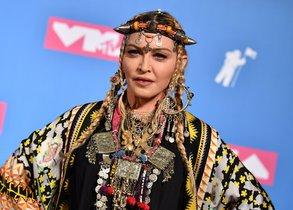 La cantante Madonna en losMTV Video Music Awards.